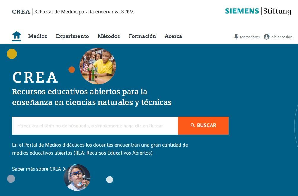 CREA-website